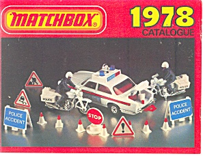 Matchbox Catalogue 1978 (Image1)