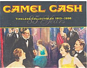 Camel Cash, Timeless Collectibles Catalog 1998 (Image1)