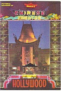 Mann's Chinese Theatre Pictorial Souvenir Booklet (Image1)