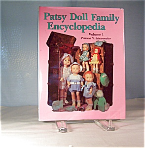 Patsy Doll Family Encyclopedia Volume 1 (Image1)