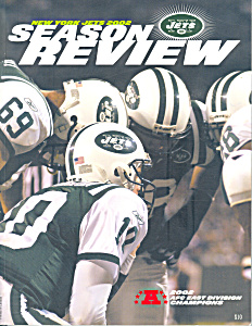 New York Jets 2002 Season Review