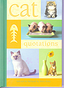 Cat Quotations