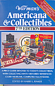 Warman's Americana & Collectibles 7th Edition (Image1)