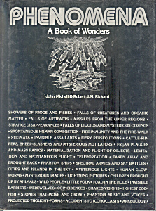 Phenomena A Book Of Wonders,first Edition