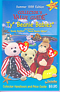 TY Beanie Babies Collector's Value Guide (Image1)