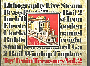 Toy Train Treasury Volume 2