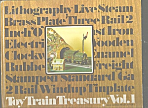 Toy Train Treasury Volume 1
