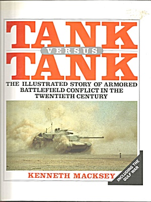 Tank Vs Tank Kenneth Macksey