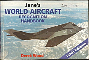 Jane's World Aircraft Recognition Handbook (1992, Paperback) -