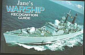 Jane's Warship Recognition Guide By Janes (1996, Paperback)