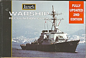 Jane's Warship Recognition Guide Jane's Warships Recognition Guide 2nd Edition