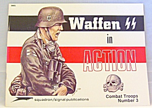 Waffen Ss In Action No. 3 (1984, Paperback) B1950