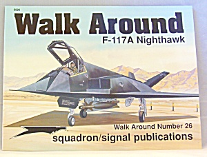 F-117 Nighthawk Walk Around No. 26 By J. Goodall (2001, Paperback)