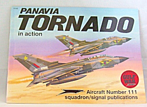 Panavia Tornado In Action By Glenn Ashley (1991, Paperback)