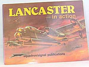 Lancaster In Action No. 52 By Ron Mackay (1982, Paperback, Reprint)
