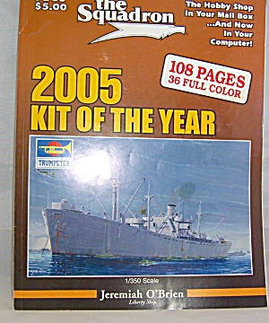 The Squadron 2005 The Hobby Shop Catalog