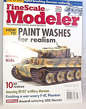 Fine Scale Modeler October 2004