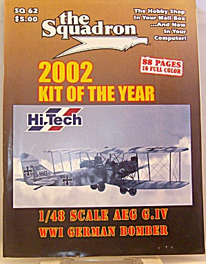 The Squadron 2002 The Hobby Shop Catalog