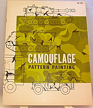 Camouflage Pattern Painting Polly S Color Corp