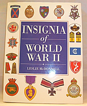 Insignia Of World War Ii Leslie Mcdonald
