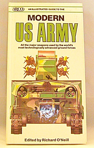 Modern U. S. Army By Richard O'neill (1985, Hardcover)