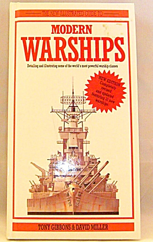 Modern Warships By Hugh Lyon (1992, Hardcover)
