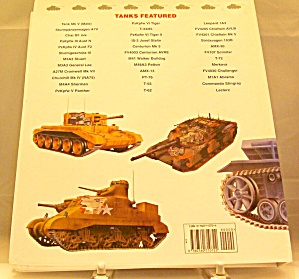 The Gatefold Book Of Tanks (1998 Hardcover)
