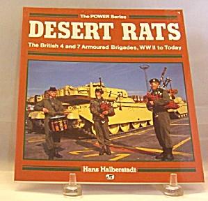 .Desert Rats by Hans Halberstadt (1993, Paperback) (Image1)