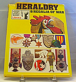 Heraldry And Regalia Of War By Outlet Book Company Staff And Random House...