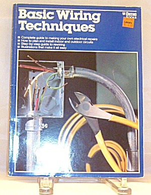 Basic Wiring Techniques By T. Jeff Williams (1982, Paperback)