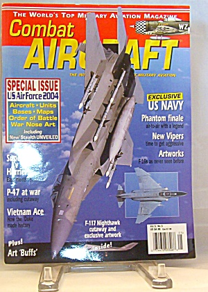 Combat Aircraft Vol 5 No 5 Air Force Special Issue 2004