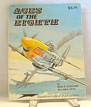 Aces Of The Eighth By Gene Stafford (1973, Paperback) -