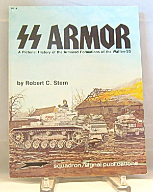 Ss Armor By Robert Stern (1978, Paperback)