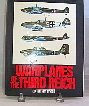 The Warplanes Of The Third Reich By William Green (1986, Hardcover)