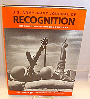 Us Army Us Navy Journal Of Recognition