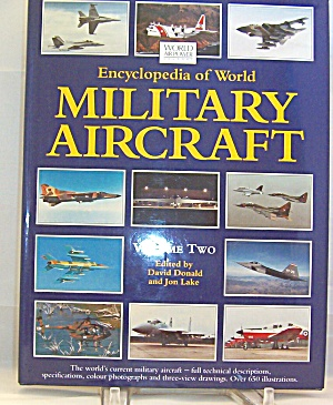 Encyclopedia Of World Military Aircraft Vol. 2 (1994, Hardcover)