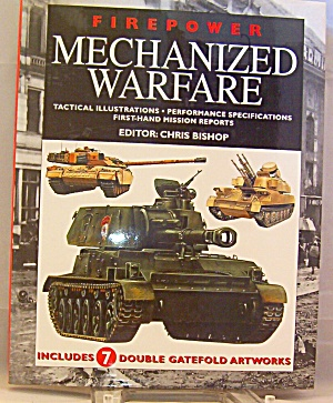 Firepower Mechanized Warfare Tactical Illustrations Performance
