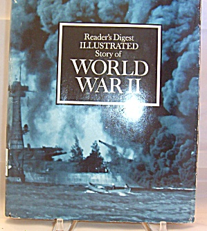 Illustrated Story Of Wwii B2711