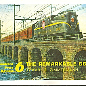 The Remarkable Gg-1 By Karl Zimmermann (1977, Paperback)