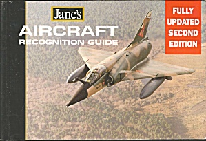 Jane's Aircraft Recognition Guide, 2nd edition b2755 (Image1)