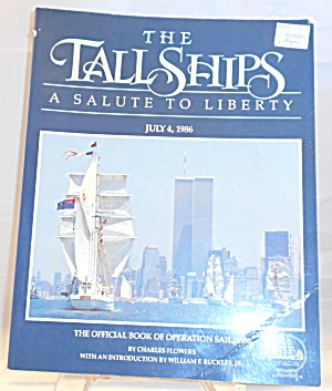 Tall Ships By William Buckley Jr (1986, Paperback) B2864