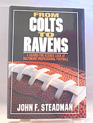 From Colts To Ravens B2869
