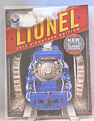 Lionel 2012 Signature Edition Catalog B2872