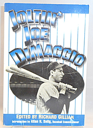 Joltin Joe Dimaggio Gilliam B2887