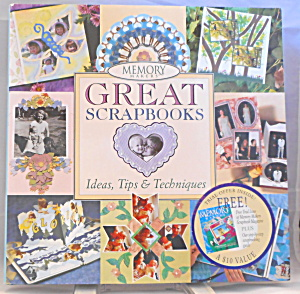 Memory Makers Great Scrapbooks Gerbrandt B2913