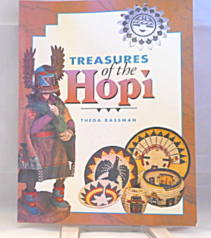 Treasures Of The Hopi By Theda Bassman B2916
