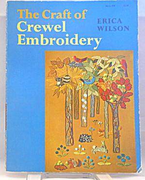 The Craft Of Crewel Embroidery B2917