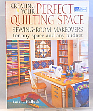 Creating Your Perfect Quilting Room Makeovers B2920