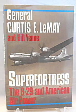 Superfortress B-29 American Air Power Lemay B2927