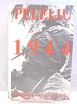 Peleliu 1944 Harry Gailey B2939
